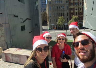 Amazing Race Melbourne Christmas Parties 5