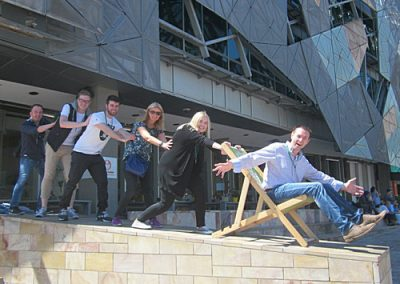 Amazing Race Melbourne 11