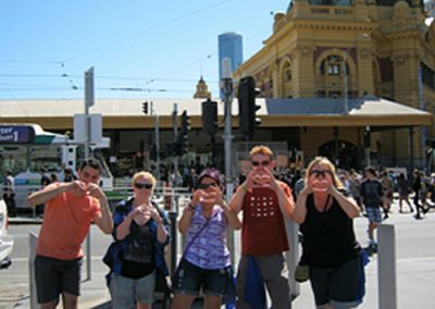 Amazing Race Melbourne 16