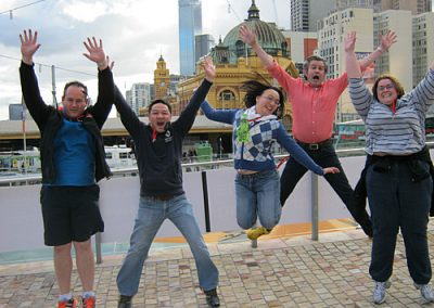 Amazing Race Melbourne 2