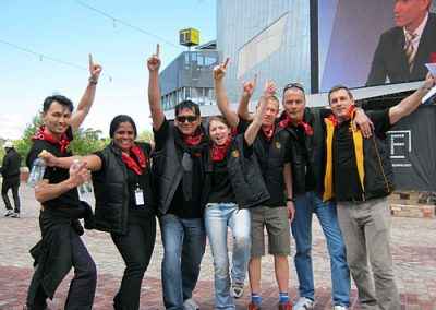 Amazing Race Melbourne 20