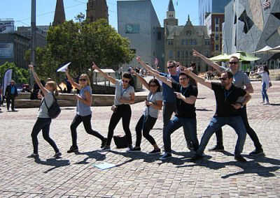 Amazing Race Melbourne 4