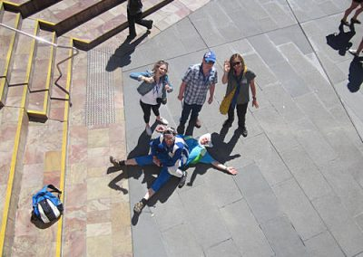 Amazing Race Melbourne 40