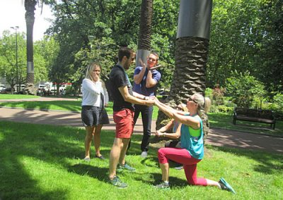 Amazing Race Melbourne 42