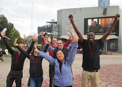 Amazing Race Melbourne 51