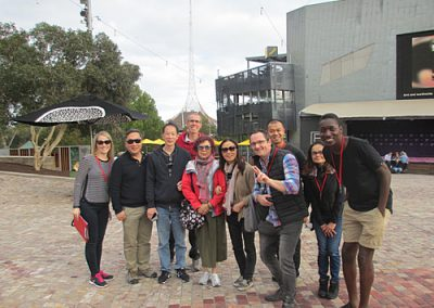 Amazing Race Melbourne 6