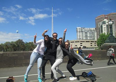 Amazing Race Melbourne 72