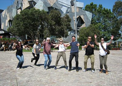 Amazing Race Melbourne 76