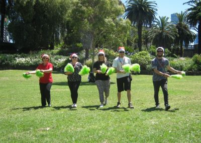 Amazing Race Melbourne Christmas Parties 1
