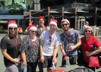 Amazing Race Melbourne Christmas Parties 3